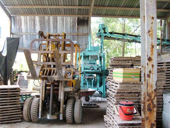 Máy sản xuất 09